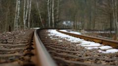 Railway Close Up Wallpaper 44328