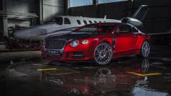 Red Bentley Wallpaper 44031
