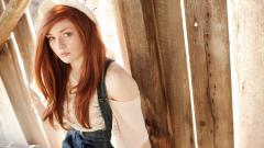 Redhead Wallpaper 20607