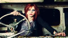 Redhead Wallpaper 20609