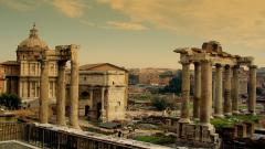 Roman Wallpaper 26941