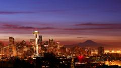 Seattle Skyline Wallpaper 20865