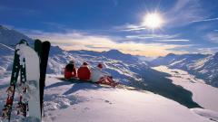 Skiing Wallpaper 4098