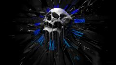 Skull Backgrounds 19373