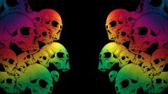Skull Backgrounds 19375