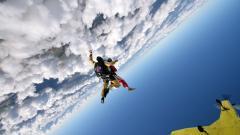 Skydiving 34795