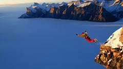 Skydiving Wallpaper 34794