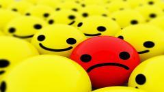 Smiley Face Wallpaper 12331