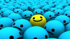 Smiley Face Wallpaper 12336