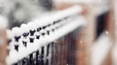 Snow Fence Wallpaper HD 39464