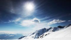 Snowy Mountain 27151