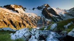Snowy Mountains Wallpaper 27145
