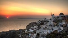 Stunning Greece Wallpaper 24823