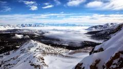 Stunning Mountain Peaks 33592