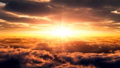 Sunrise Cloud Wallpaper 21883