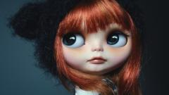 Toy Doll Red Hair Wallpaper 42321