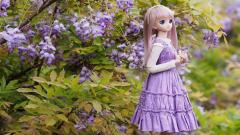 Toy Doll Wallpaper 42322