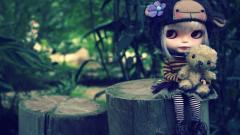 Toy Doll Wallpaper 42328