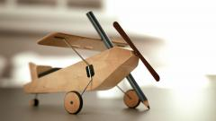 Toy Plane Wallpaper 39308
