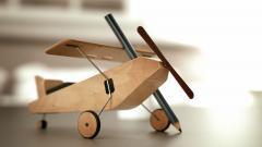 Toy Plane Wallpaper 39308