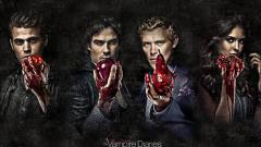 Vampire Diaries Wallpaper 12135