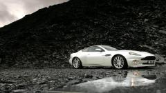 White Car Background 32698