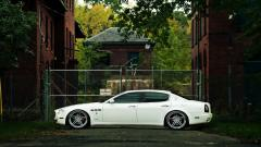 White Car Wallpaper 32710