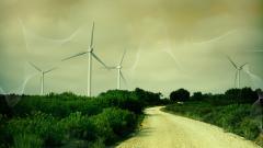 Wind Background 29105