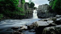 Wonderful Waterfall Wallpaper 41456