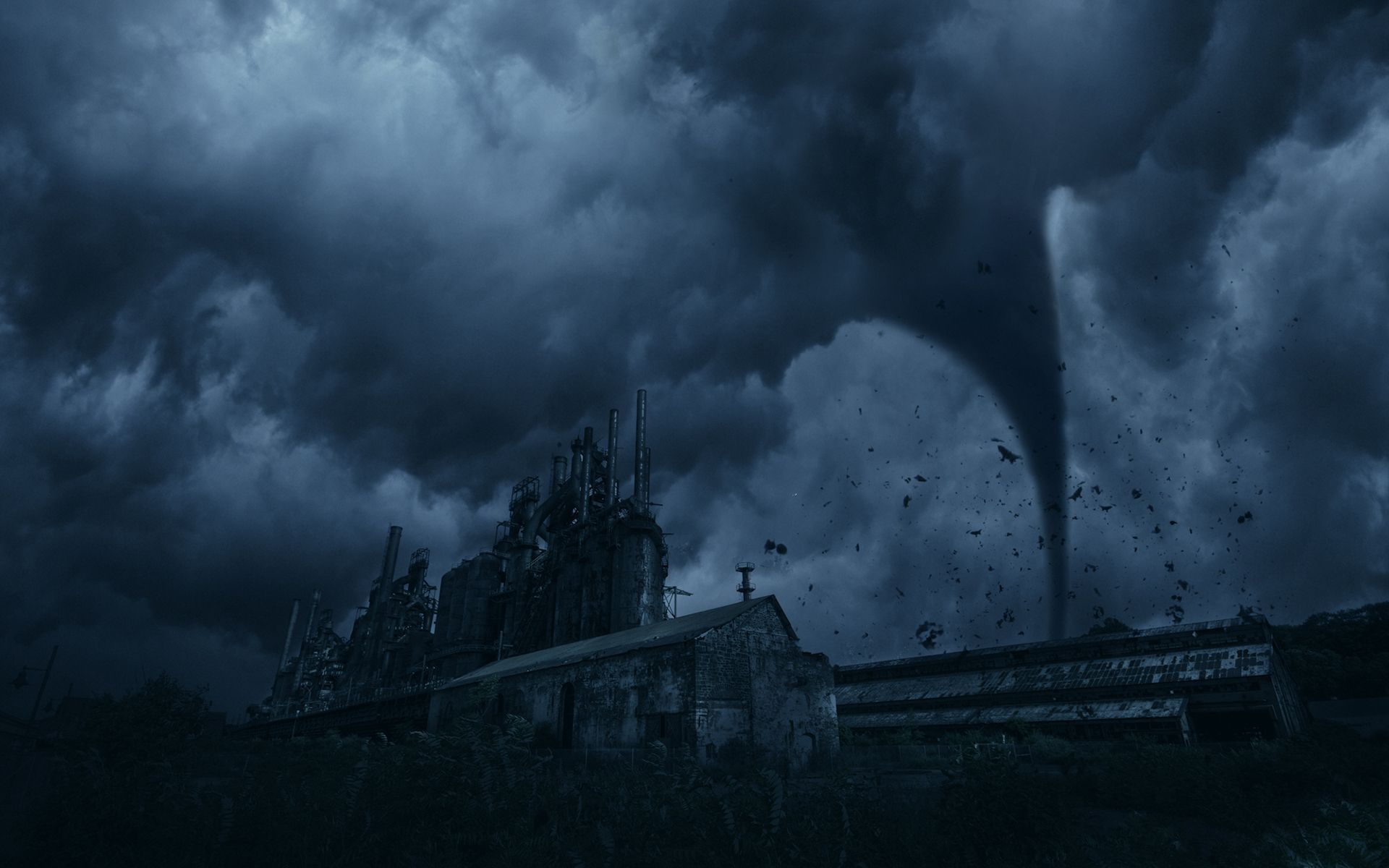 tornado fantasy wallpaper 20849