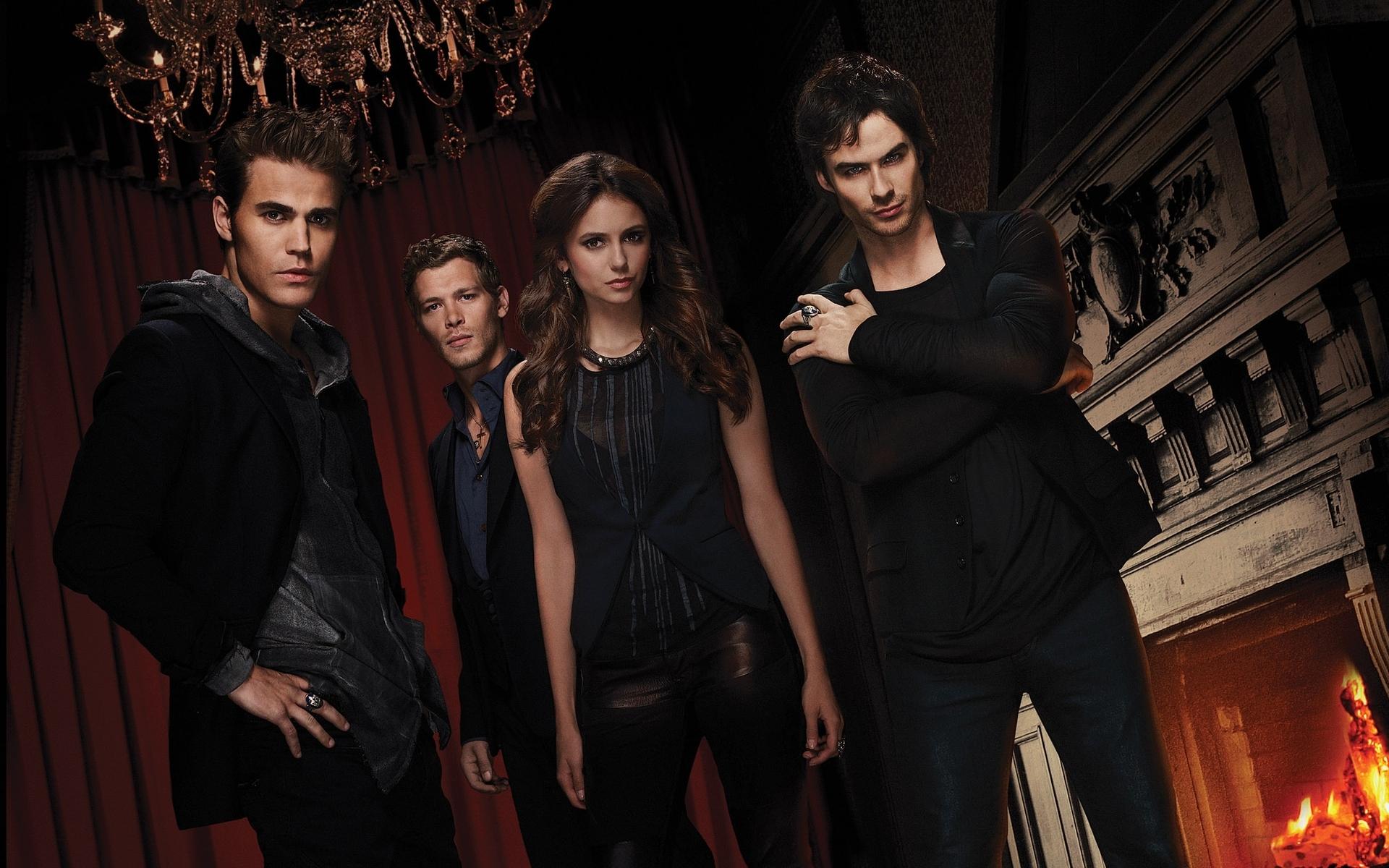 vampire diaries wallpaper 12136