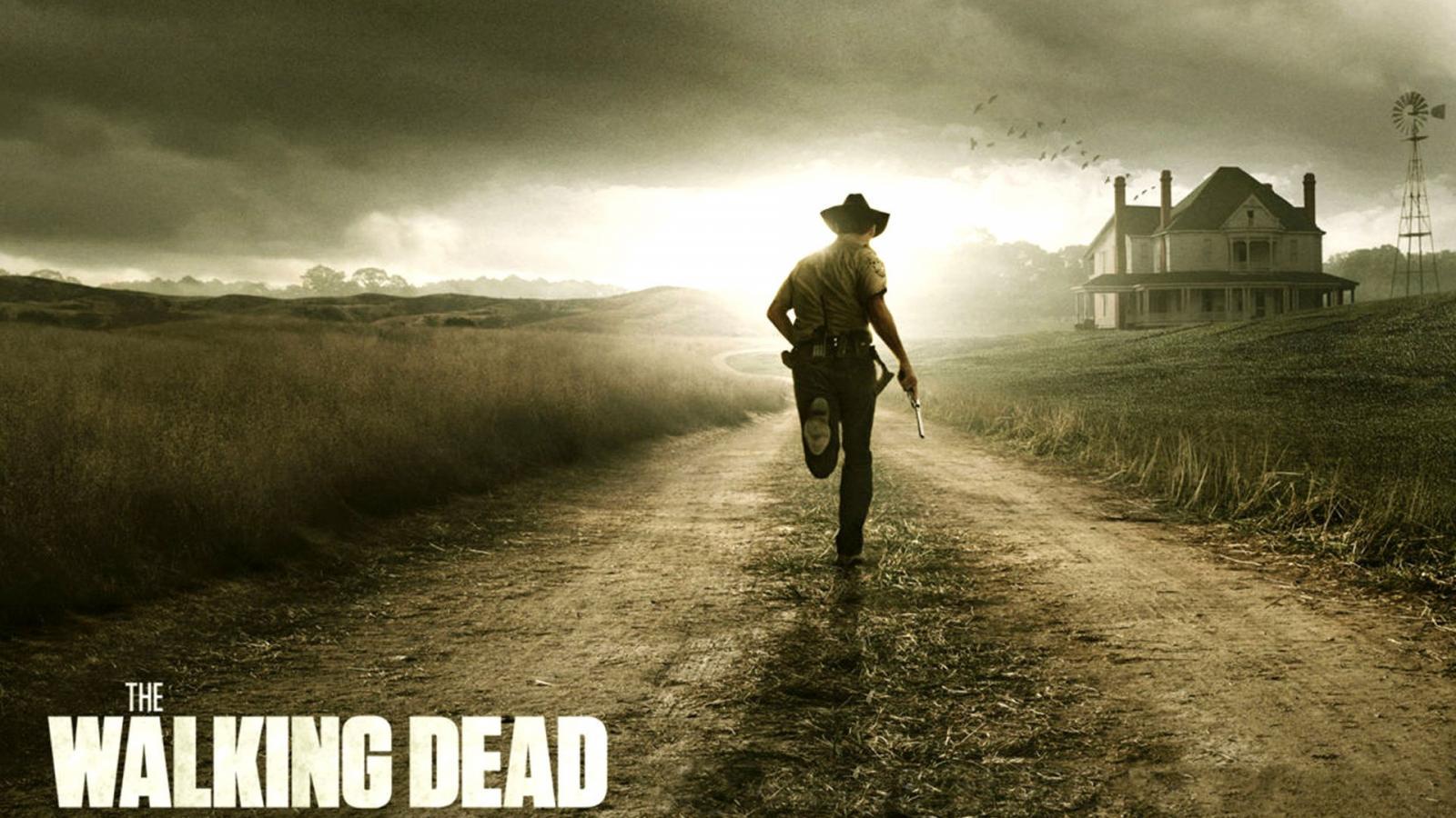 Walking Dead Rick 13430 1600x900px