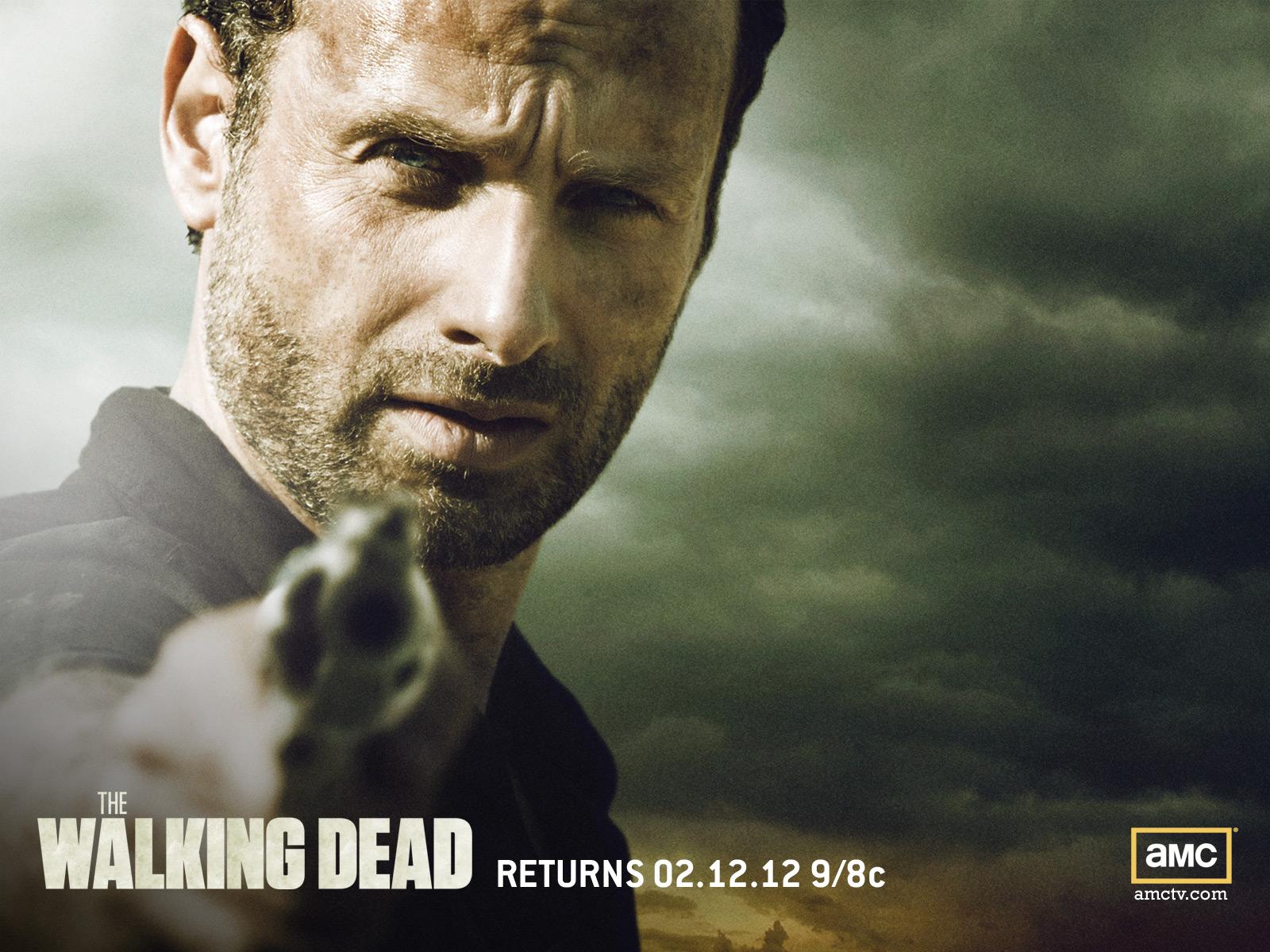 Walking Dead Rick 13433 1600x1200px
