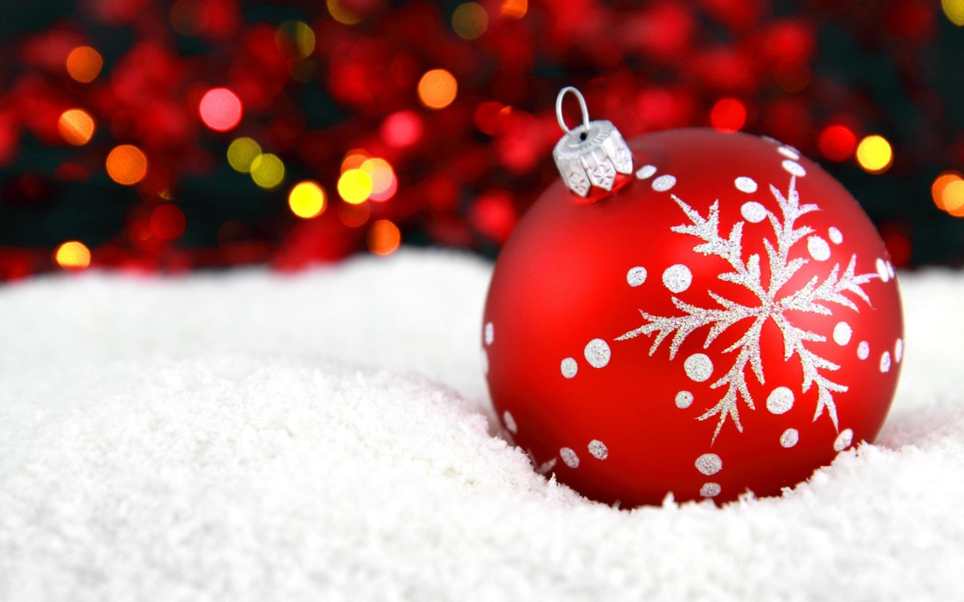 wonderful christmas ball wallpaper 44076