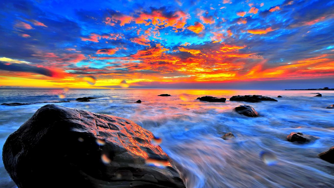 Amazing Sunset px HDWallSource