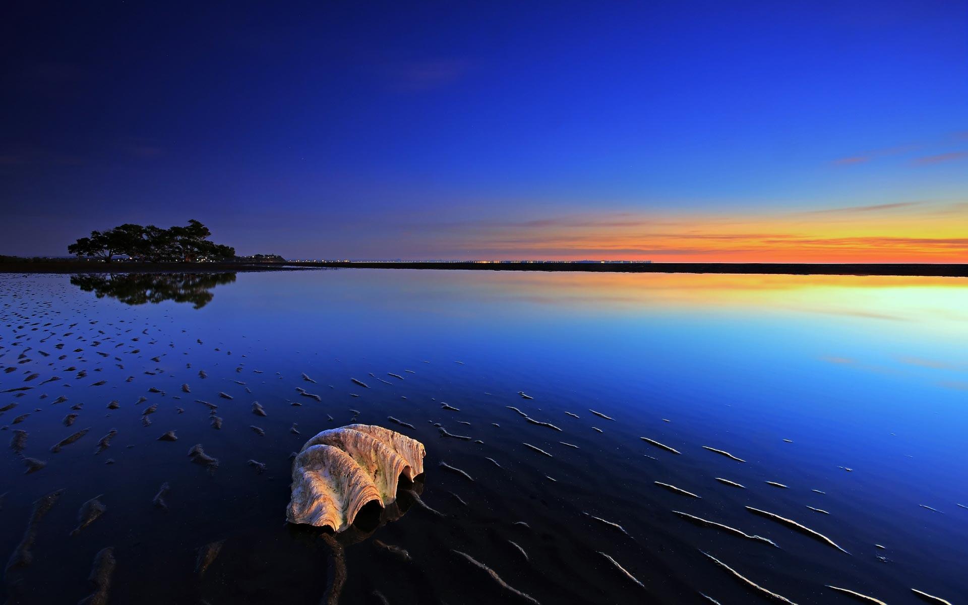 amazing sunset 28992