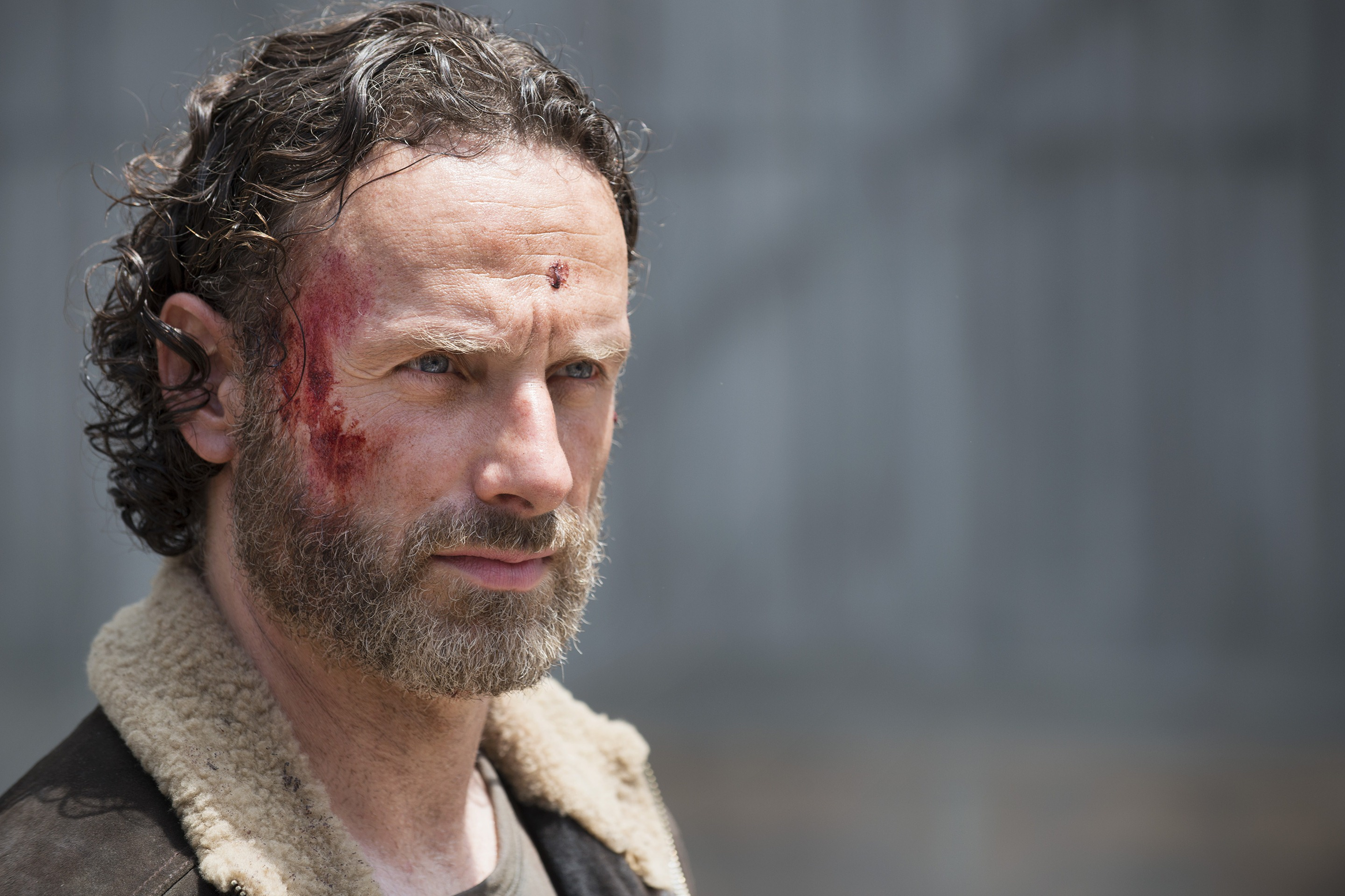 andrew lincoln walking dead wallpaper 41895