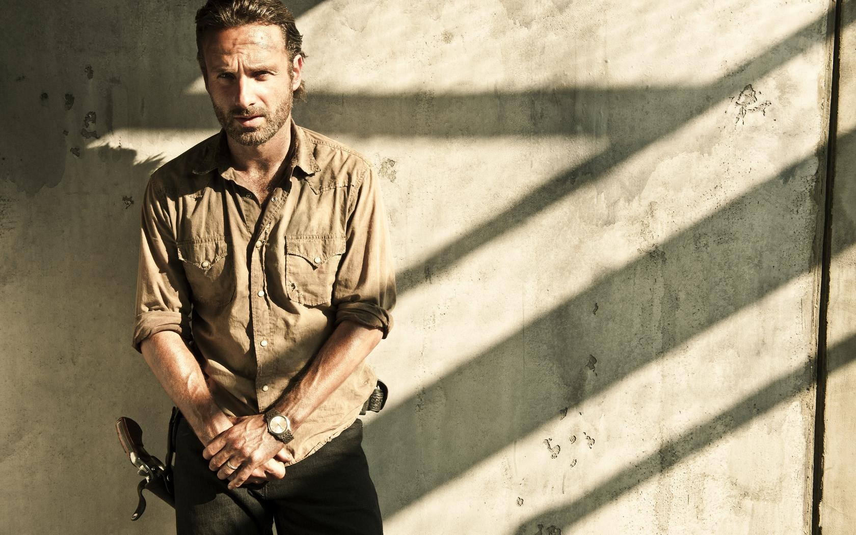 andrew lincoln wallpaper 41896