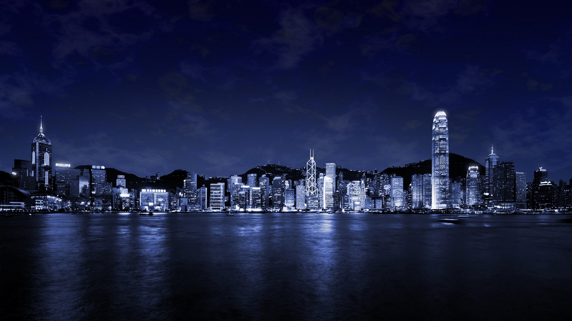 awesome night cityscape 20876