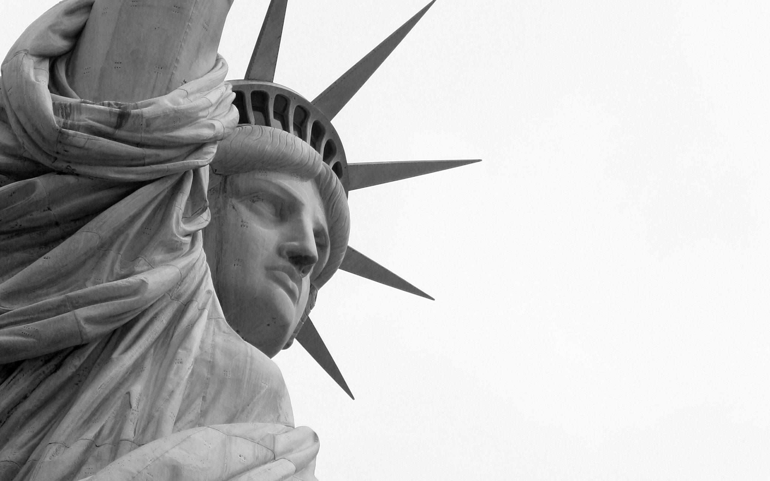 beautiful statue of liberty wallpaper 38289