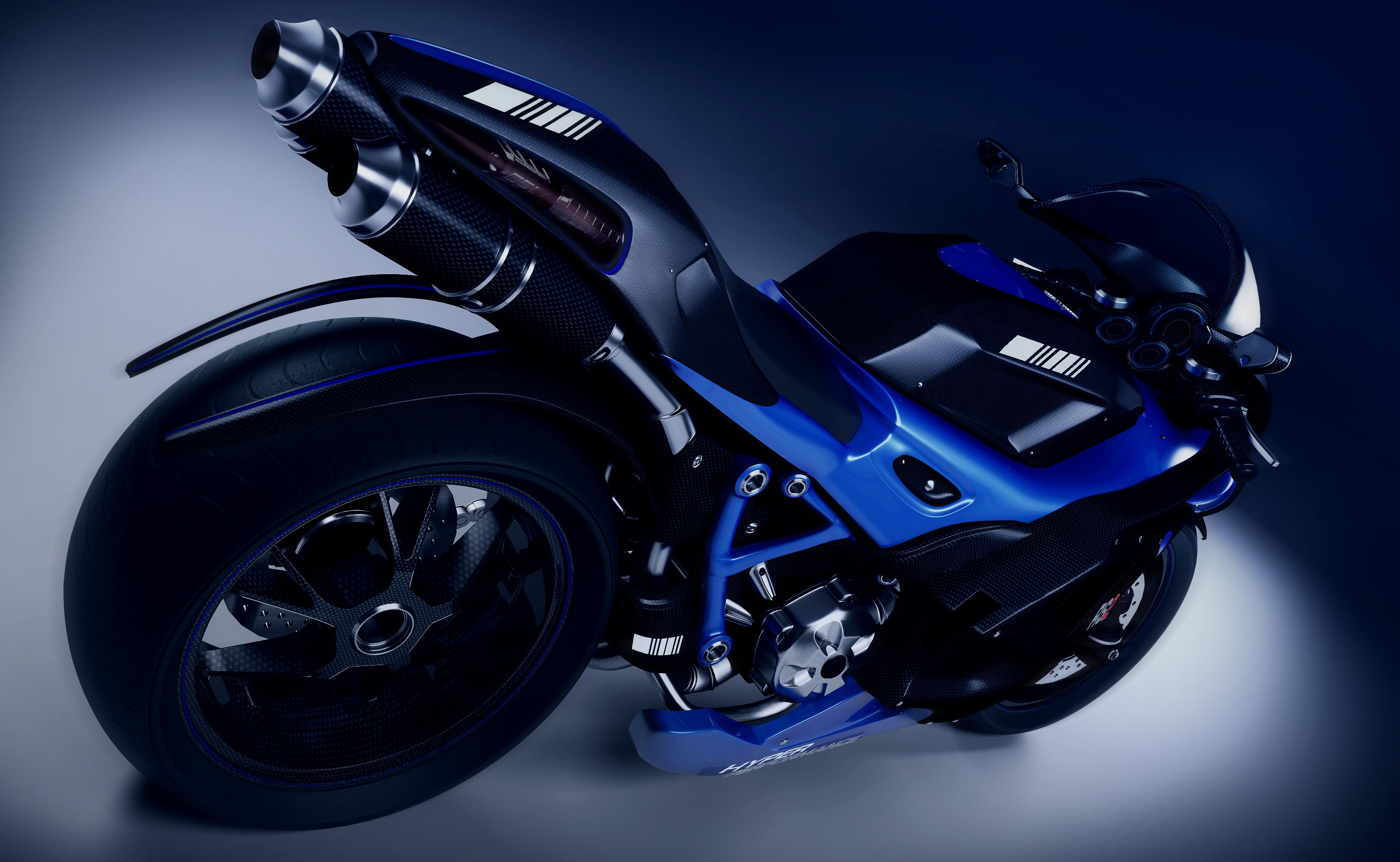 blue bike 33240