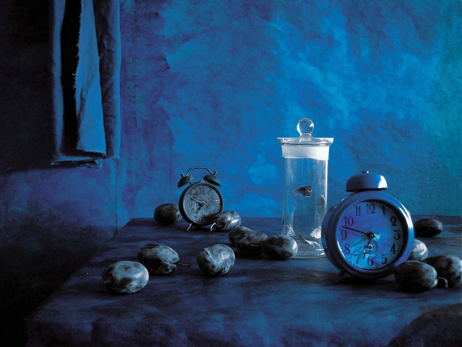 blue wallpaper 8695