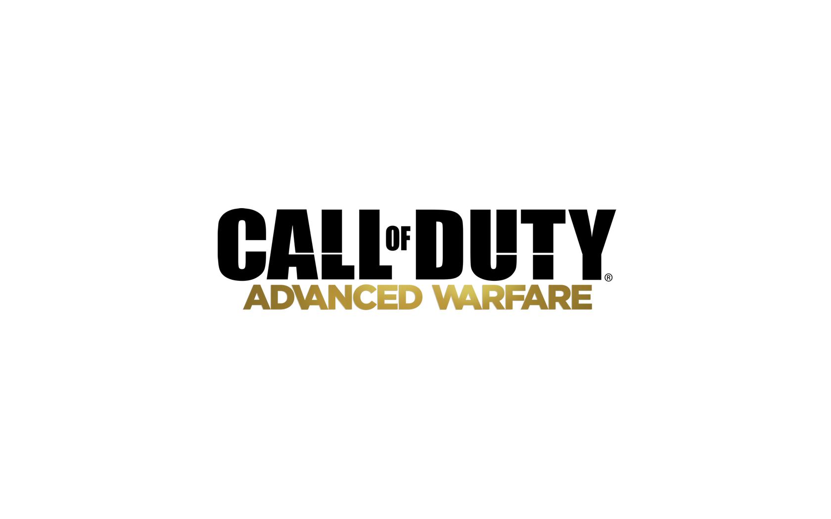 call of duty advanced warfare logo wallpaper 40671
