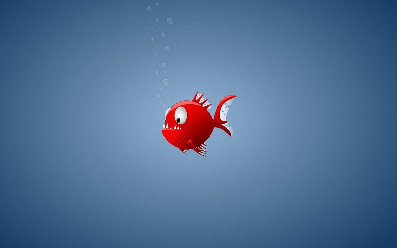 cartoon fish wallpaper 22328