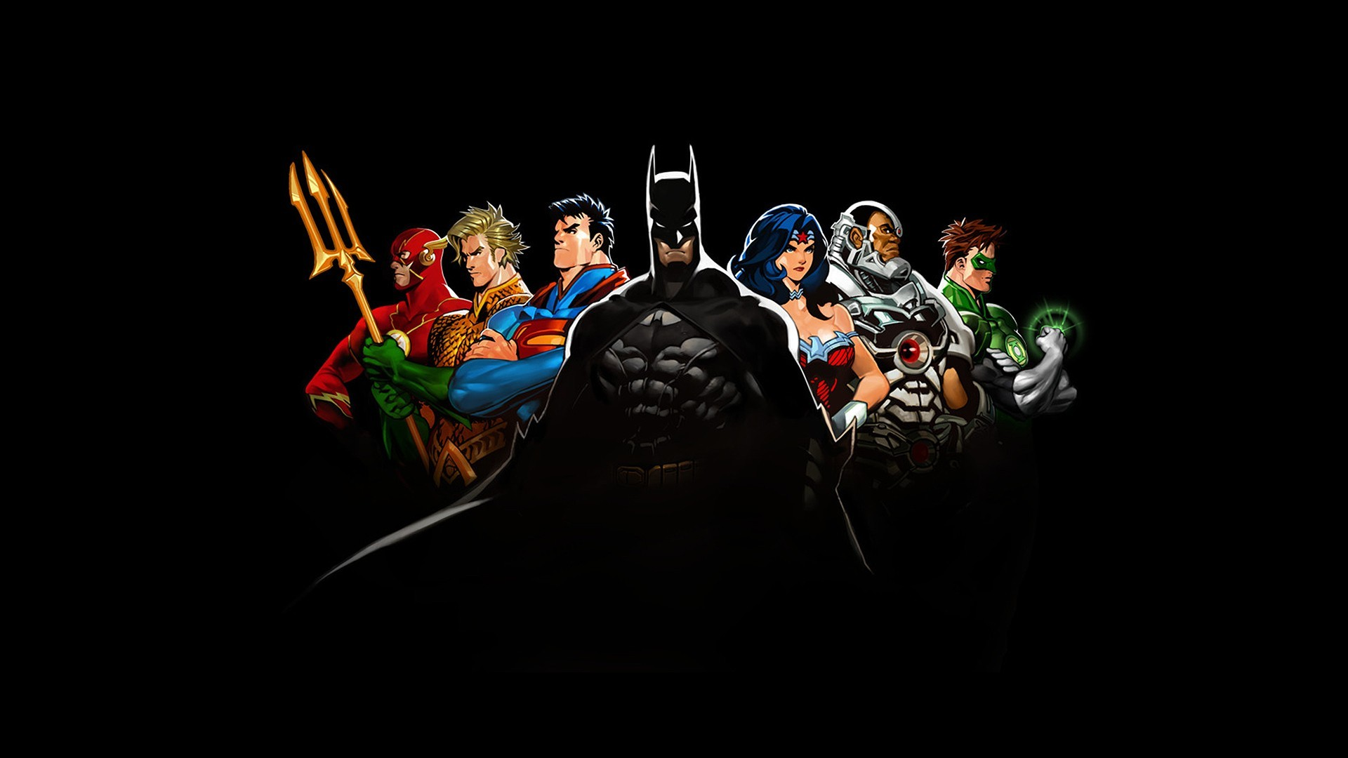 cool dc comics wallpaper 22351