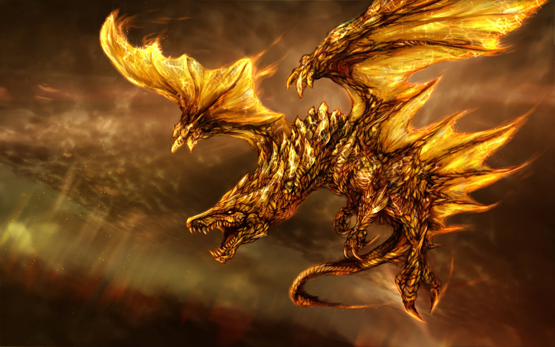 Cool Dragon Wallpaper 41604 1920x1200 px HDWallSourcecom