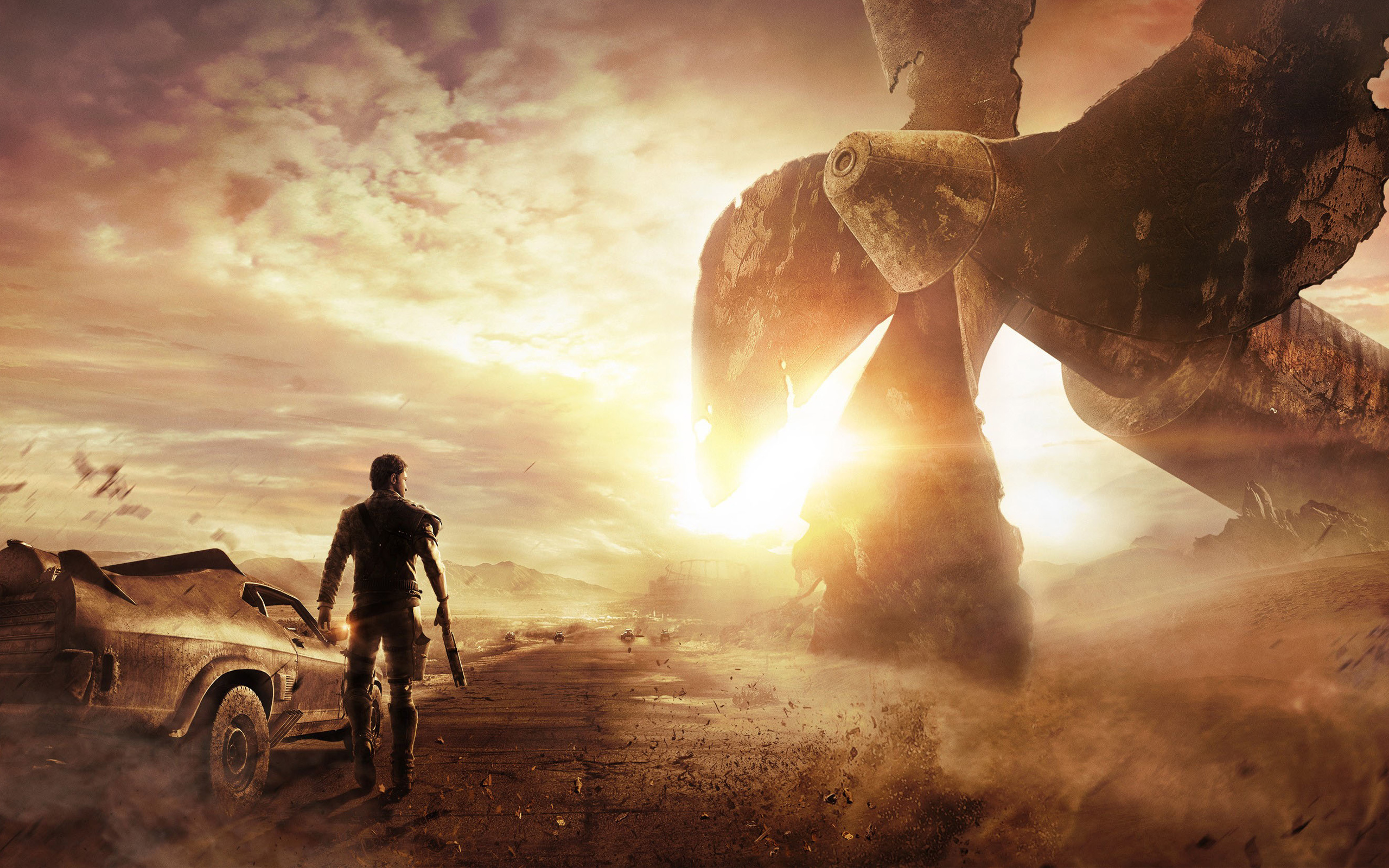 cool mad max game wallpaper 35405
