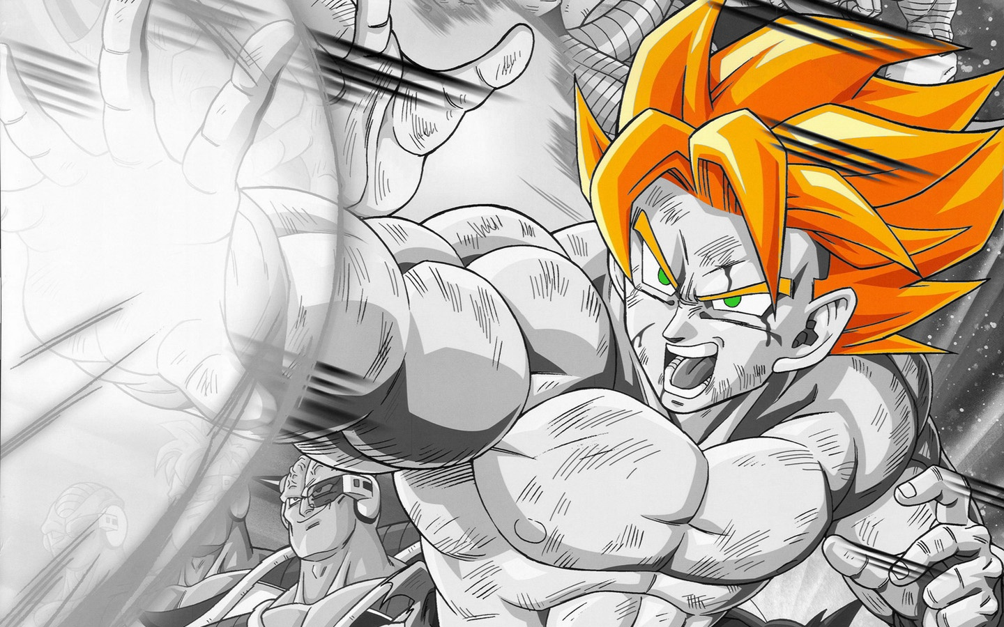dbz wallpaper 15073