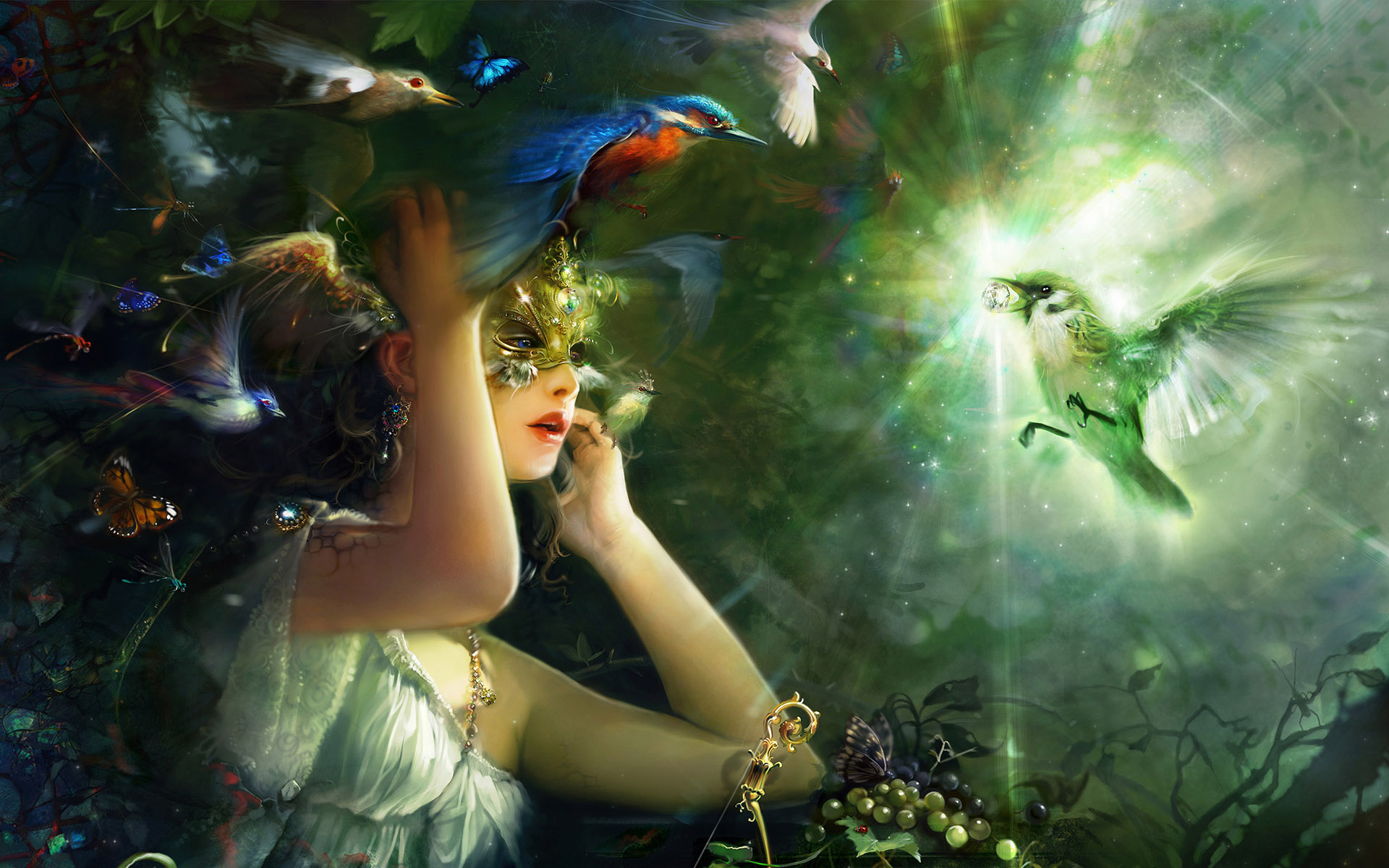 fairy wallpaper 7847