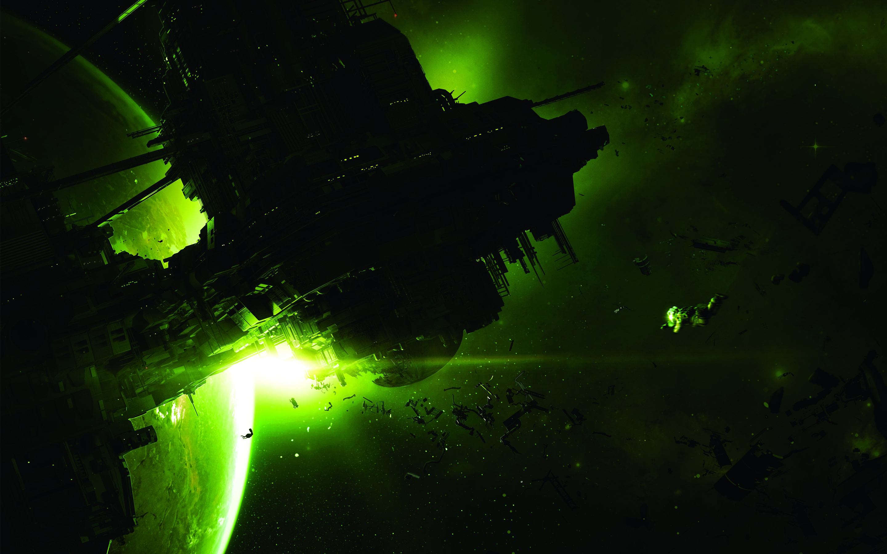 fantastic alien isolation wallpaper 40652